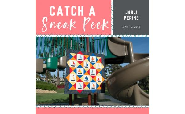 Catch A Sneak Peek of Jorli Perine's New Quilt Dies!
