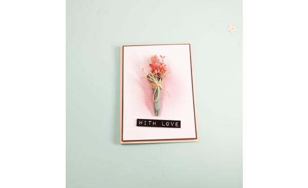 Tiny Bouquet Card