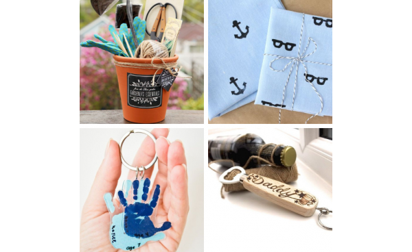 Top DIY Father's Day Gifts