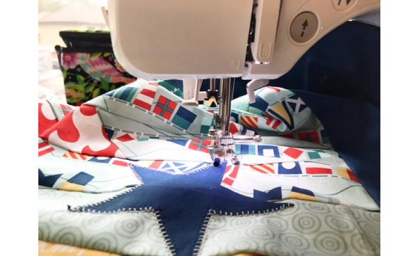 How to Appliqué With Sizzix!