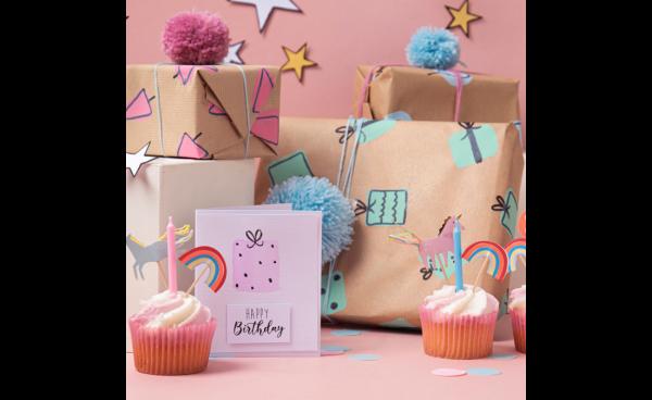Sizzix Birthday Craft: Party Décor Essentials!
