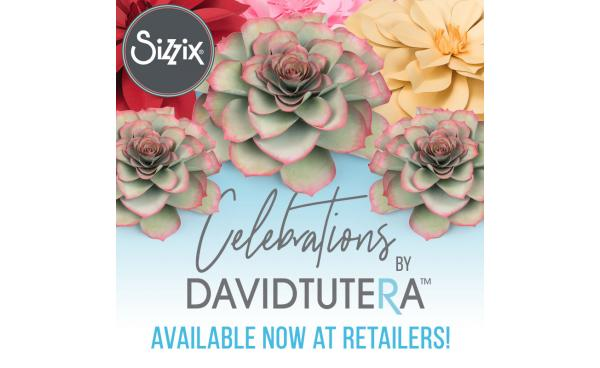 Available Now At Your Local Craft Store: Celebrations By David Tutera