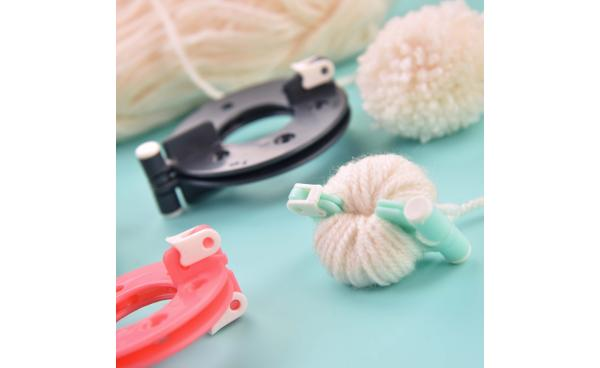 Available Now at Local Craft Stores: Pom-Pom Maker!