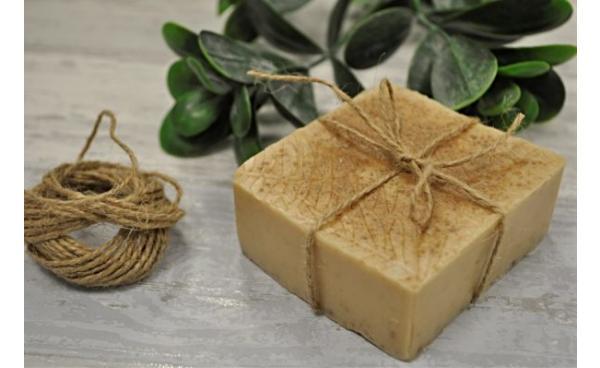 DIY Natural Shea Butter Soap