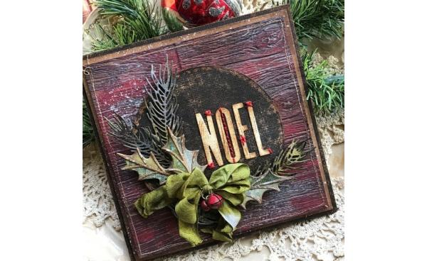 Do the Next Thing! Tim Holtz Inspired Make...