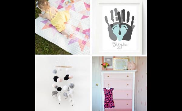 DIY Nursery Ideas!