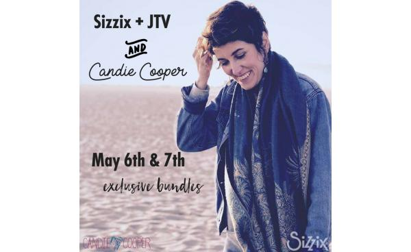Don't Miss Candie Cooper On an ALL NEW JTV Episode!