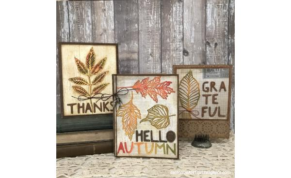 Get Ready for Autumn with These DIY Cards!