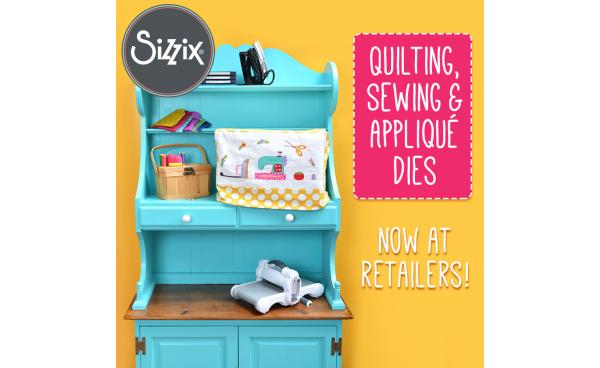 Available Now At Local Craft Stores: 2018 Spring Quilting Dies!