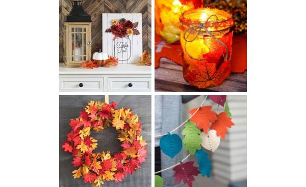 Fall Decor DIY's