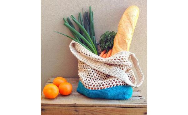 Crafty Reusable Grocery and Shopping Bags Ideas