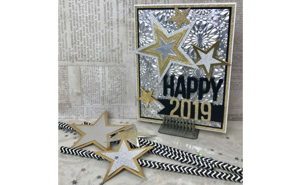 Say Hello to the New Year with This Card!