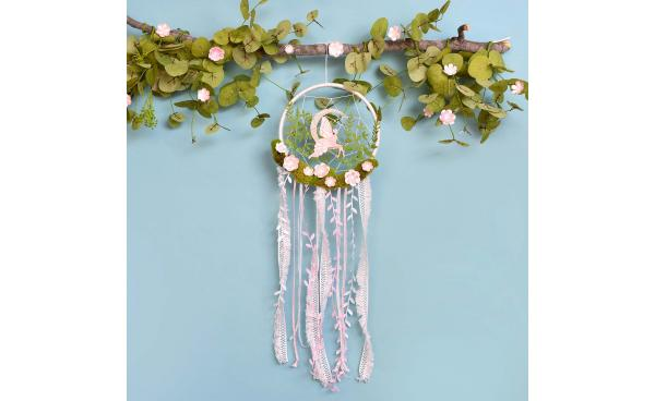 How to Make this Fairy Dream Catcher!