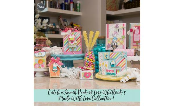Catch a Sneak Peek of Lori Whitlock's New Collection!