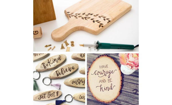 Get Fired Up About Pyrography!