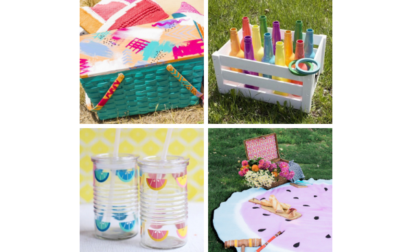 Top 5 DIY Essentials For The Perfect Picnic!