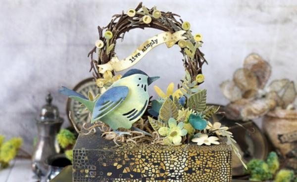 Live Simply Home Decor Project by Jan Hobbins