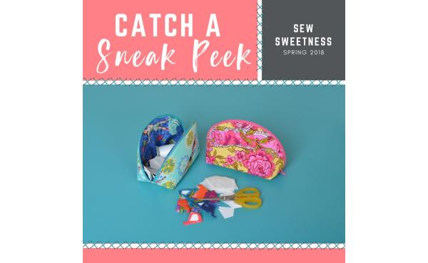 Catch A Sneak Peek Of Sew Sweetness's Spring 2018 Collection!