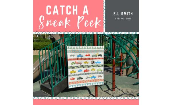 Catch A Sneak Peek Of E.L Smith's Spring 2018 Collection!