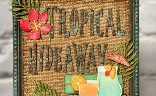 Tropical Hideaway By Tami Bastiaans